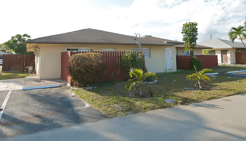 3109 NW 3rd Avenue, Pompano Beach, FL 33064 – 4-plex residential home