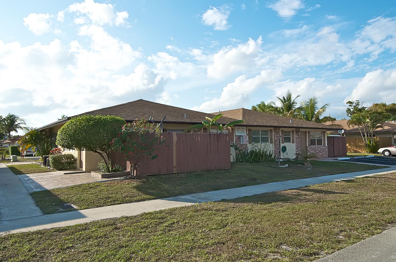 3105 NW 4th Avenue, Pompano Beach, FL 33064 – 4-plex residential home