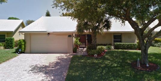 22314 Cameo Drive West, Boca Raton FL