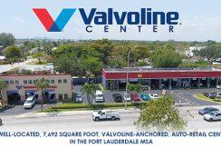 Valvoline Center | Ft Lauderdale MSA