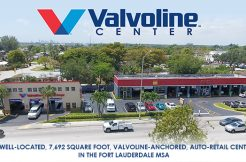 Valvoline Center | Ft Lauderdale MSA